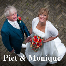 Piet en Monique